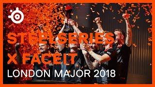 SteelSeries x FACEIT London Major 2018