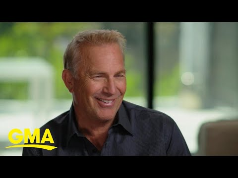 Kevin Costner on the 'Bodyguard' sequel that never was -  starring Princess Diana l GMA