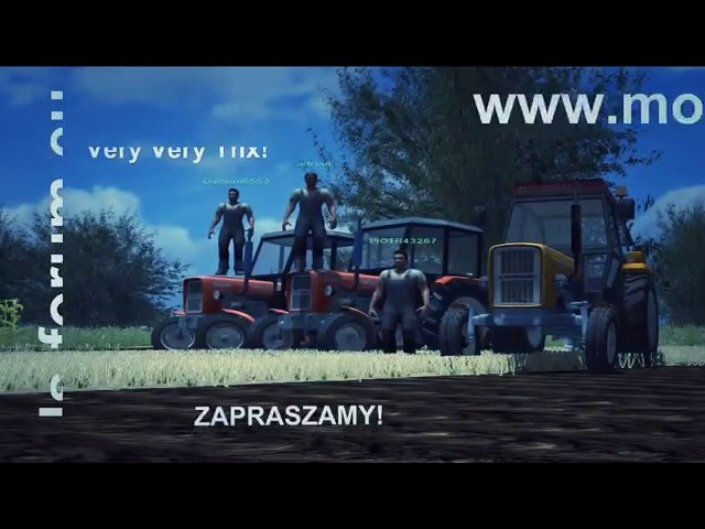 Landwirtschafts Simulator 2011 Bockowo 1992 Multiplayer 2012
