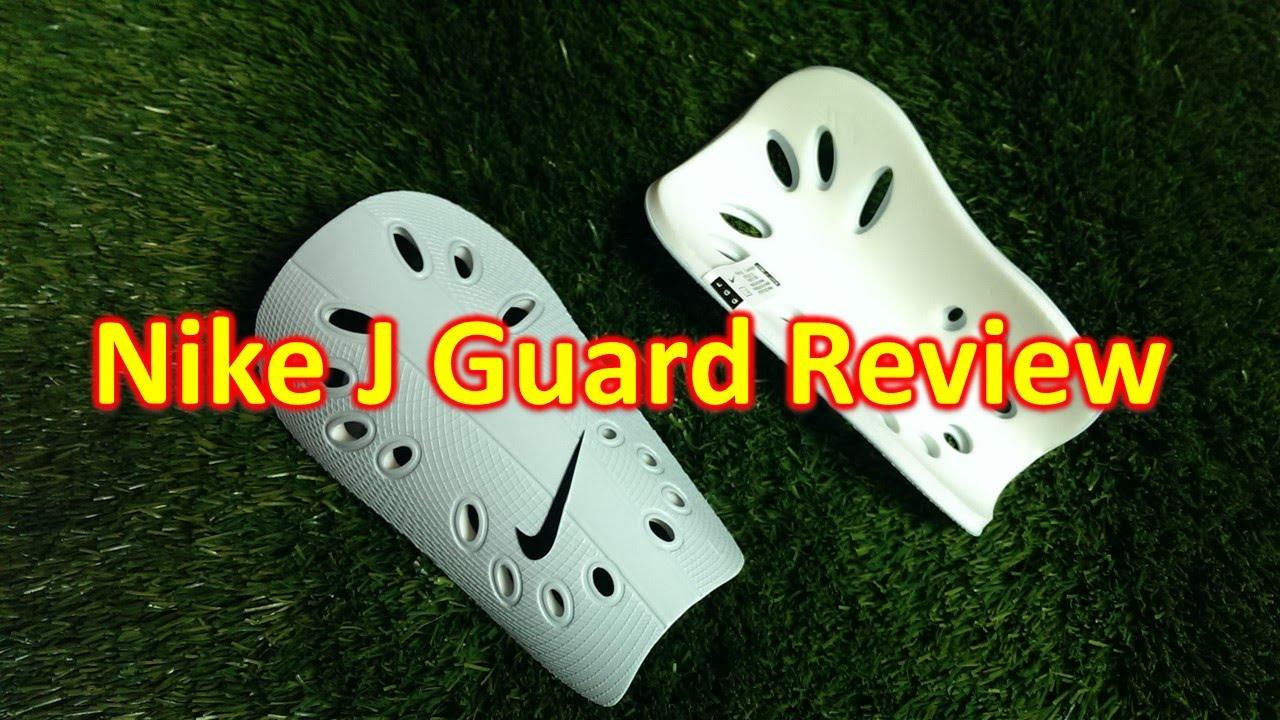 Nike J Guard (Shin Guard) Review - YouTube