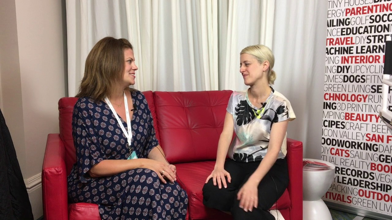 Mom 2.0 Summit Interview with Andrea Updyke
