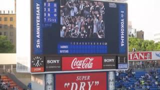 2016/6/4 対横浜DeNAベイスターズ戦(横浜スタジアム)