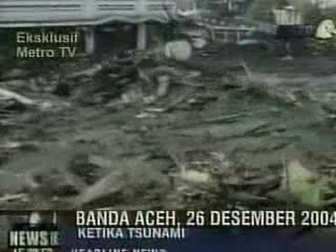 Banda Ache Tsunami
