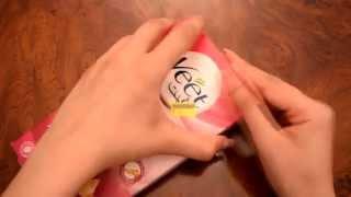 كيفية استخدام شرائح فيت الشمعيه لإزالة الشعر الغير مرغوب Youtube