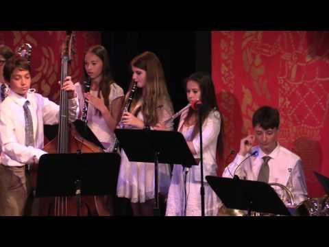 Burritos To Go - Mill Valley Middle School Jazz Ensemble