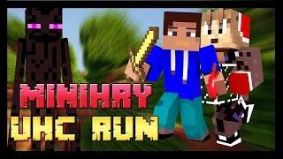 Nero opustil Kůču ! :( - Minecraft Mini hry - UHC Run #01 - [GamingCZ] Český lets play