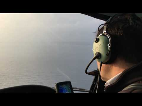 Heli Air Monaco flight Monte Carlo - Nice