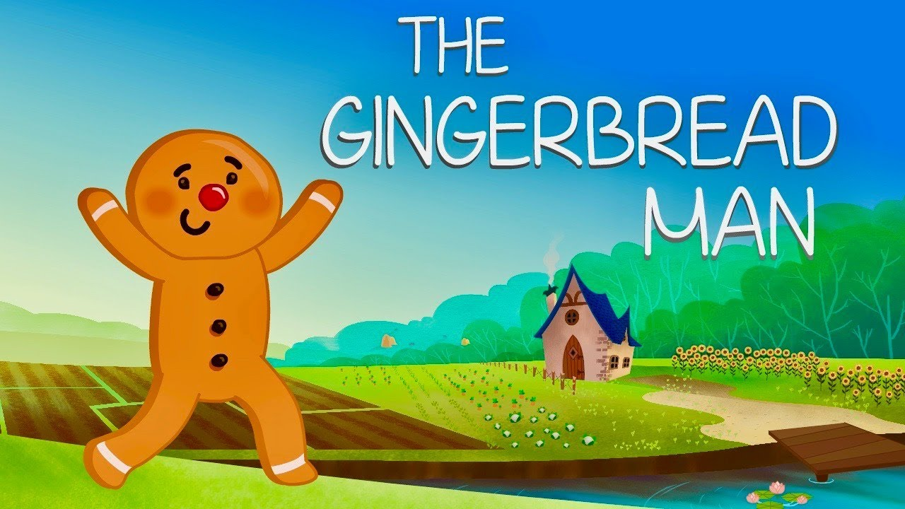 Download The Gingerbread Man | Fairy Tales | Gigglebox