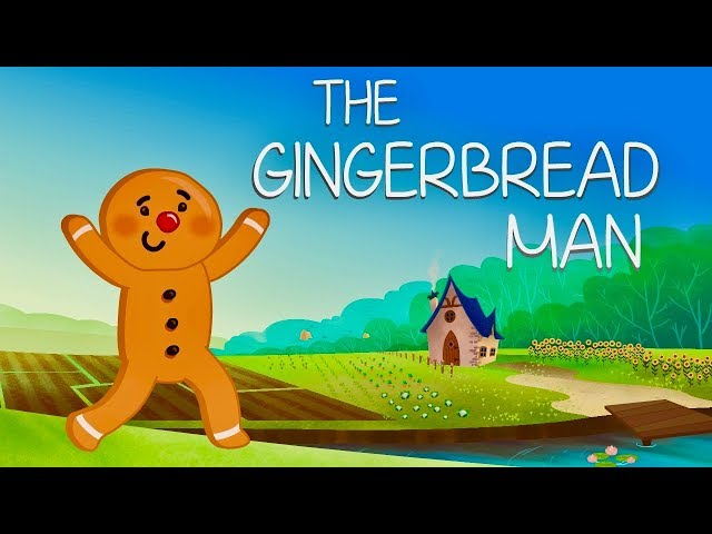 The Gingerbread Man | Fairy Tales | Gigglebox - YouTube
