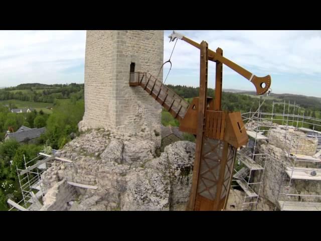 La Tour d'Apcher au Malzieu