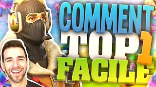 🥇 COMMENT FAIRE TOP 1 FACILEMENT, VOS ERREURS #1 ► Fortnite Battle Royale FR