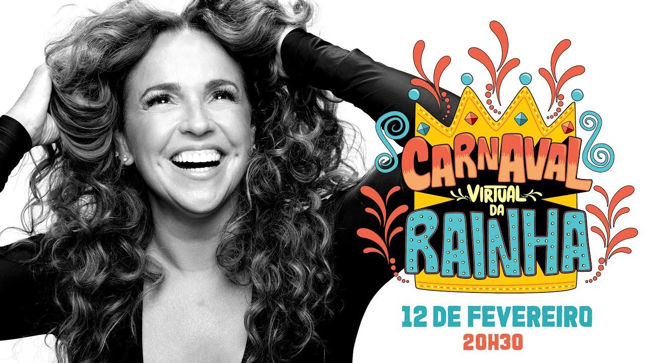 Resultado de imagem para Daniela Mercury - CARNAVAL VIRTUAL DA RAINHA