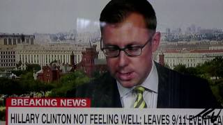 Hillary Clinton Health Emergency at 9/11 Ceremony  - The Cover Up Continues -  YouTube