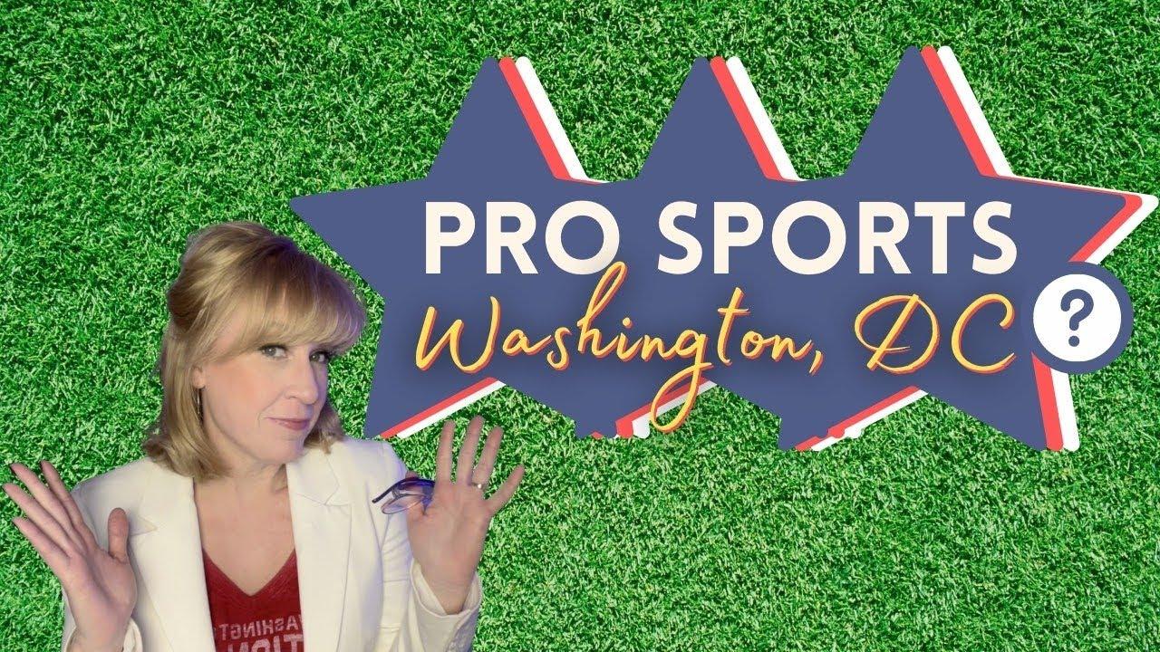 Does Washington DC Have Professional Sports Teams?
