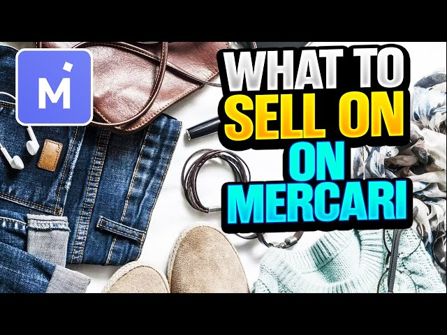 What Items Sell Well on Mercari