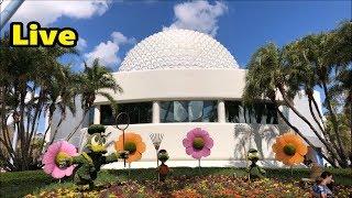 Epcot Live Stream   3 2 18   Walt Disney World   Resorttv1