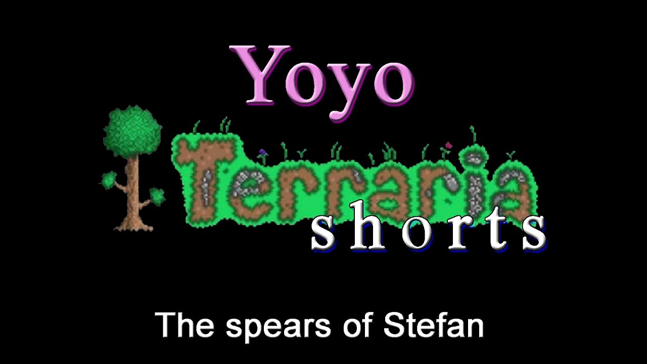 how to get all yoyos in terraria