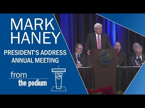 Kentucky Farm Bureau President's Address