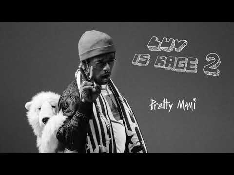 Lil Uzi Vert - Pretty Miami ( Luv is Rage 2)