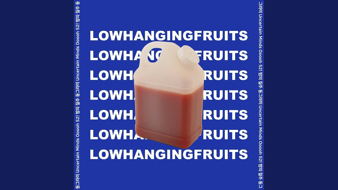 Low Hanging Fruits - Round (동그라미)