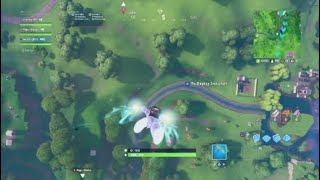 Fortnite Van meme Skinny 981 and friends