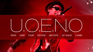 Download Rocko - U.O.E.N.O [Instrumental] (reProd by.SIX10) MP3 song and Music Video