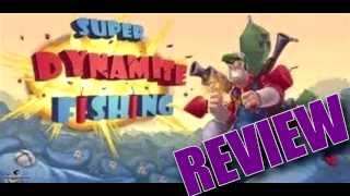Super dynamite fishing premium gameplay and review (2013) screenshot 1