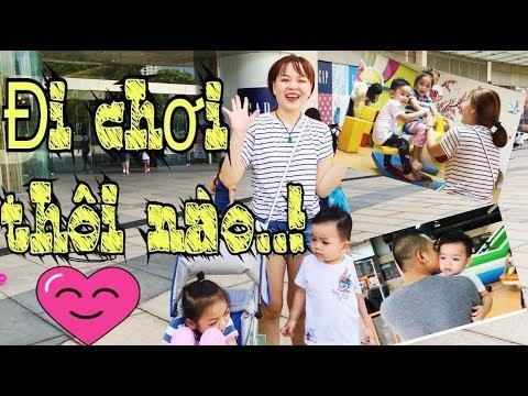 Nhung Phan Vlog: NGÀY CHỦ NHẬT CỦA HAI EM SURI & DESTIN /CHỊ ANH THƯ ĐI ĂN CÙNG GIA ĐÌNH !