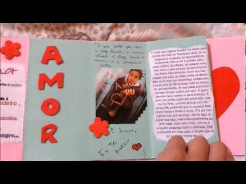 Carta para namorado sz\u0027 - YouTube