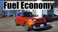 2018 KIA Soul - Fuel Economy MPG Review + Fill Up Costs