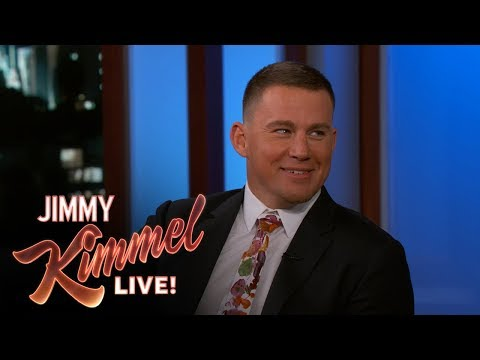 Thumbnail: Channing Tatum's Daughter Doesn't Like His Movies