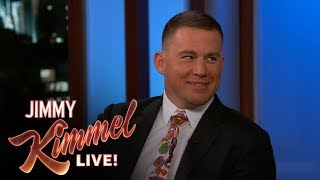 Channing Tatum's Daughter Doesn't Like His Movies