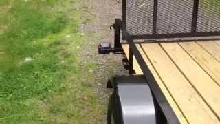 New 5x10 utility trailer