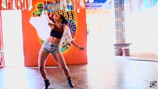 COOLEST SUMMER   DING DONG X DEXTA DAPS   SHREYA SINHA   #oneshotdancehallfreestyle