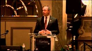 Rep. Andy Harris honors JHU Voice for Life at MRTL Banquet