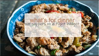 What's For Dinner | Easy Ground Turkey Ideas | Teresa Lawson