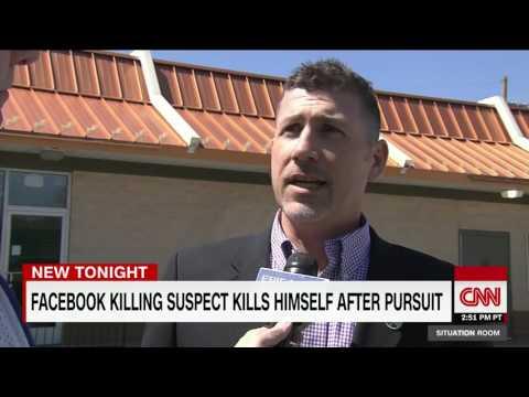 Police: Ohio murder suspect killed himself , McDonalds Worker Stalls Steve Stephens