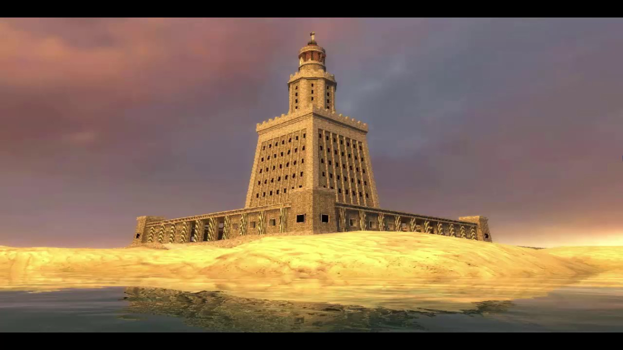 Lighthouse of Alexandria: photos, description, history and interesting facts 52