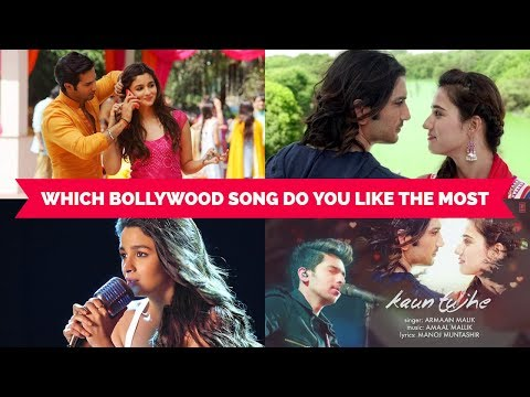Which Bollywood Song Do You Like The Most?