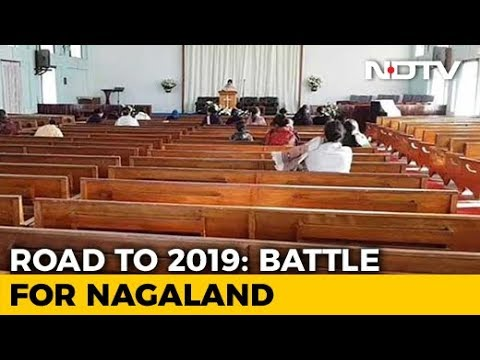 In Christian-Majority Nagaland, Jerusalem Dreams On Offer Ahead Of Polls