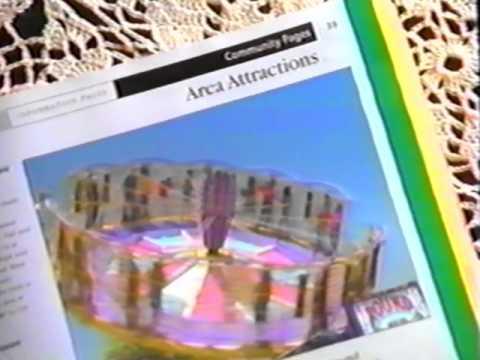 U S WEST Direct-Dex Commercial Reel - 1985-2000