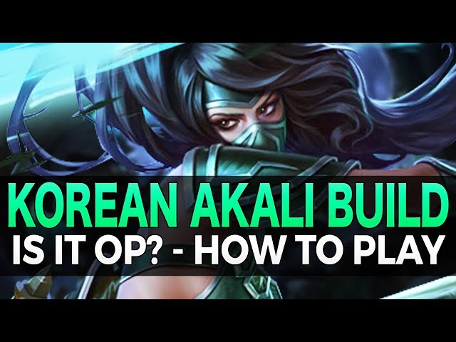 How to Play Akali in 2019 – Akali Season 9 PRO Guide – Build, Runes, Tips  and More ! [MID&TOP] – LoL PRO Gameplay – pomoq.net