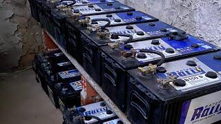 Ligar bateria em serie
