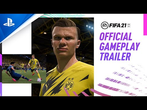 FIFA 21 - Official Gameplay Trailer | PS4
