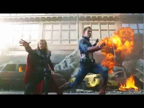 The Avengers [Loki|Gag Reel Clip]