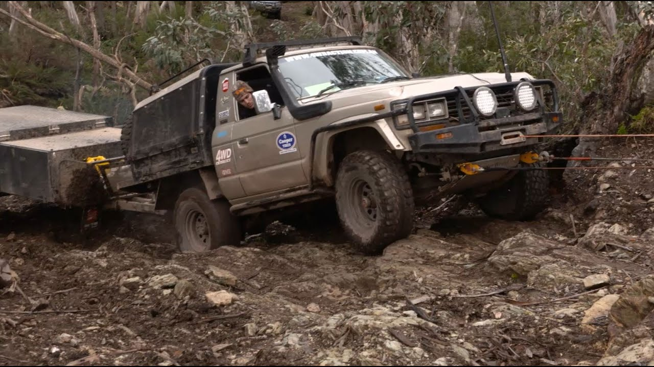Shaun puts the Domin8r X 7 2HP Winch to the ultimate test
