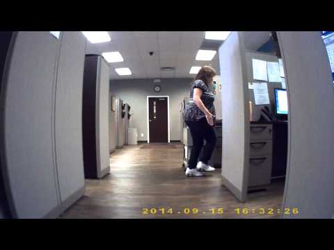 New Spy Camera Sample Video from SpyGadgets.com