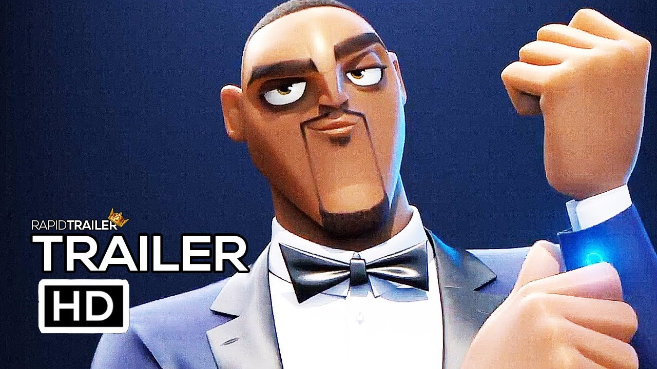 Download SPIES IN DISGUISE Official Trailer (2019) Will Smith, Tom Holland Animated Movie HD