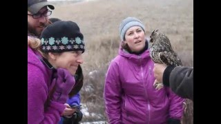 EPI Spends a  Day in the Field with the Owl Research Institute