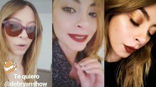 Dhasia Wezka DEFIENDE a DebRyanShow ¿Nueva Beauty Blogger?   Instagram Stories 19.06.18